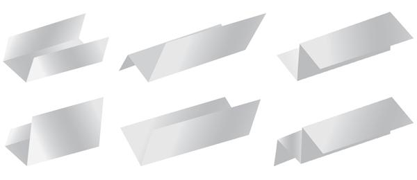 pressure seal fold types