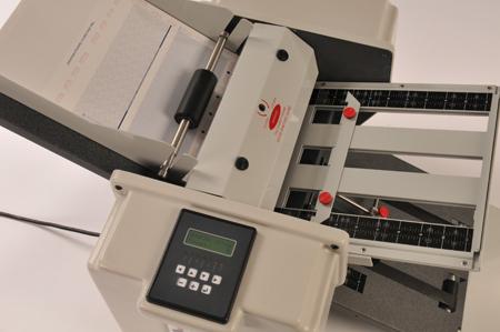 pressure seal folder plate