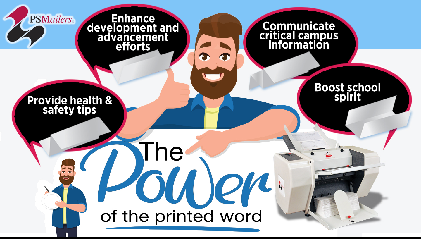 Power of the Printed word